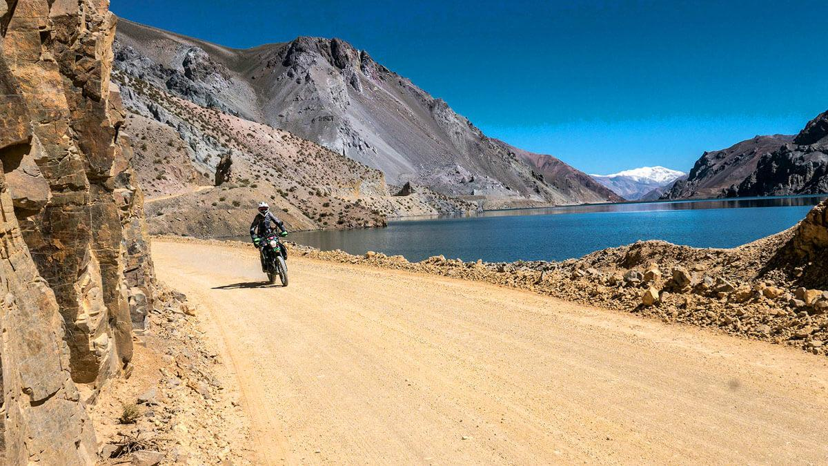 CHILE & ARGENTYNA - OFFROAD