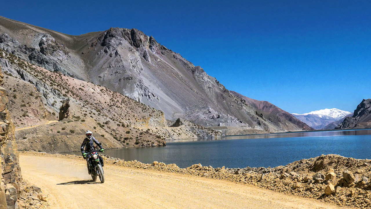 ABC – ARGENTYNA, BOLIWIA, CHILE – OFFROAD