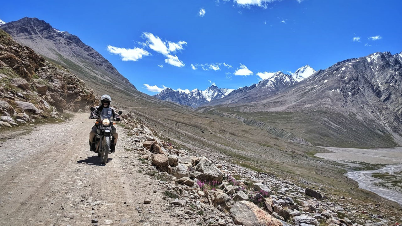 HIMALAYAS - the highest mountain passes