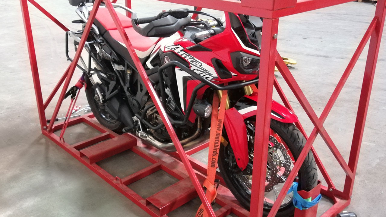 International Motorcycle Shipping Made Easy: How to Ship Your Bike Anywhere