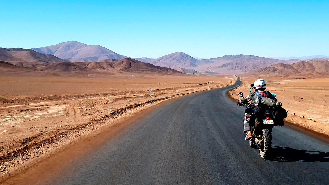 Motorcycle Touring in South America: Best Routes