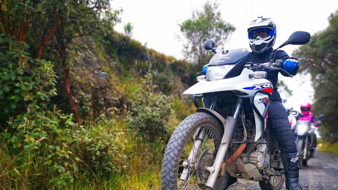 Colombia: Women's Motorcycle Tour