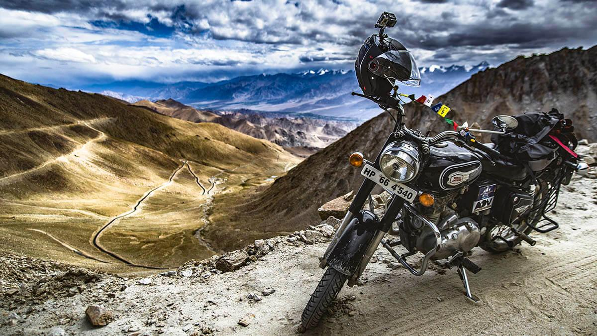 Himalaya II: Women's Motorcycle Tour