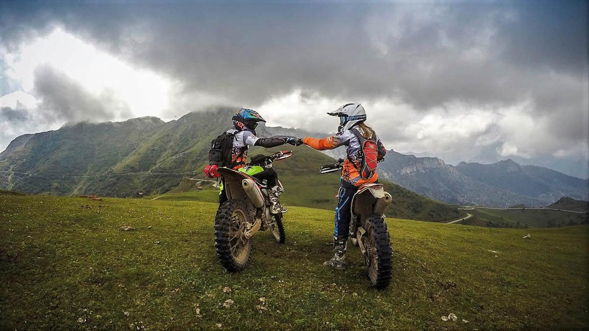 Georgia Off Road: Women's Motorcycle Tour