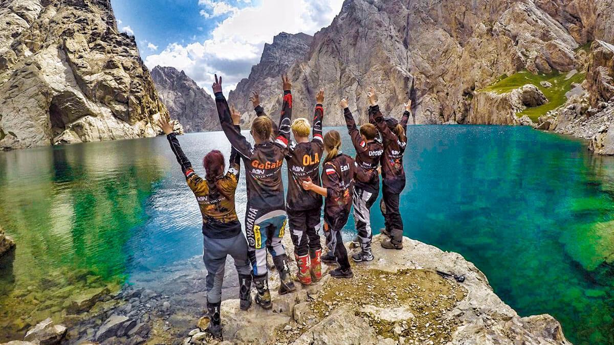 Kyrgyzstan: Women's Motorcycle Tour