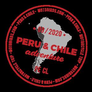 PERU AND CHILE 2020
