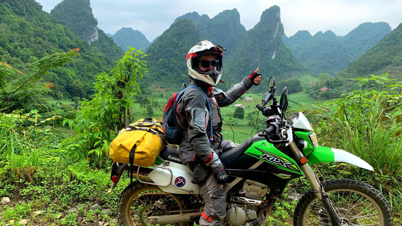 NORTH VIETNAM – OFFROAD ADVENTURE TOUR