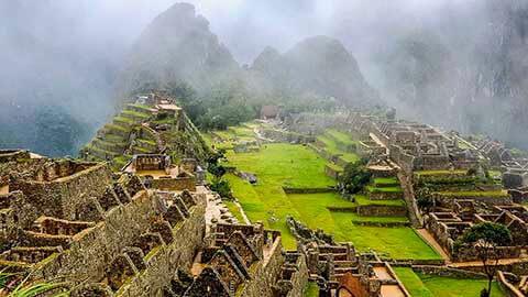 PERU & CHILE