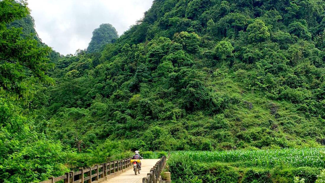 North Vietnam Off-Road