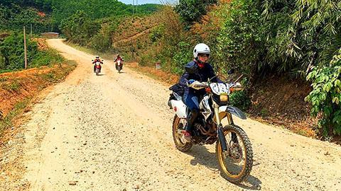VIETNAM HO CHI MINH TRAIL