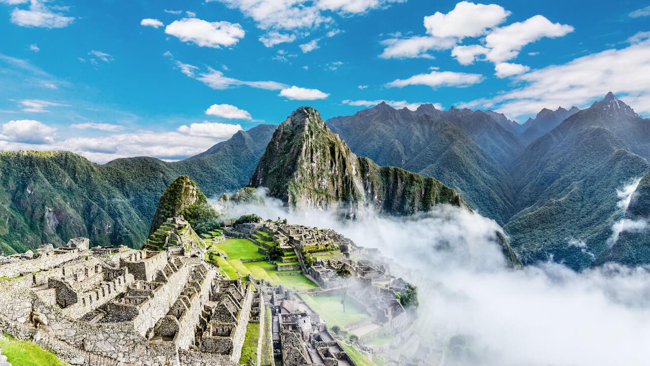 PERU - TRACES OF INCAS