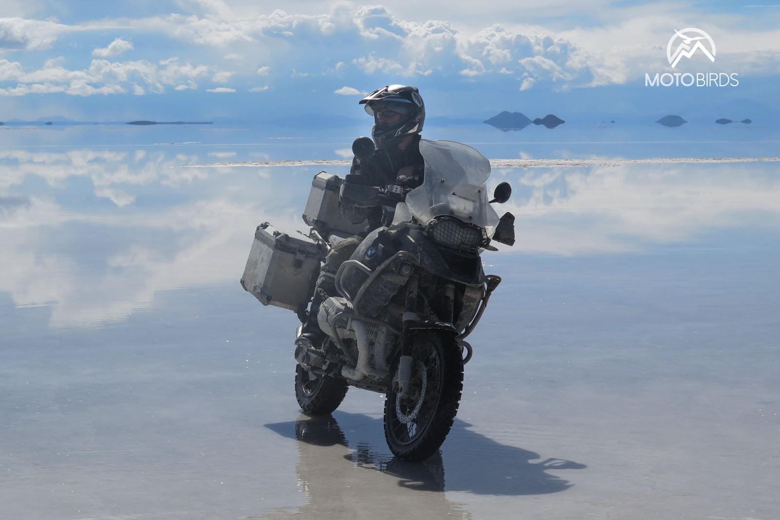 Wyprawy motocyklowe Ameryka Południowa