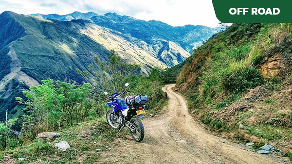 Colombia: across the green Andes