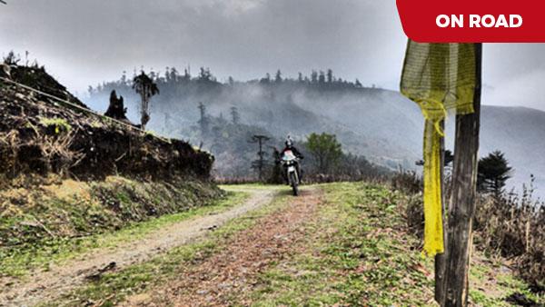 BHUTAN – MOTORCYCLE SHANGRI LA