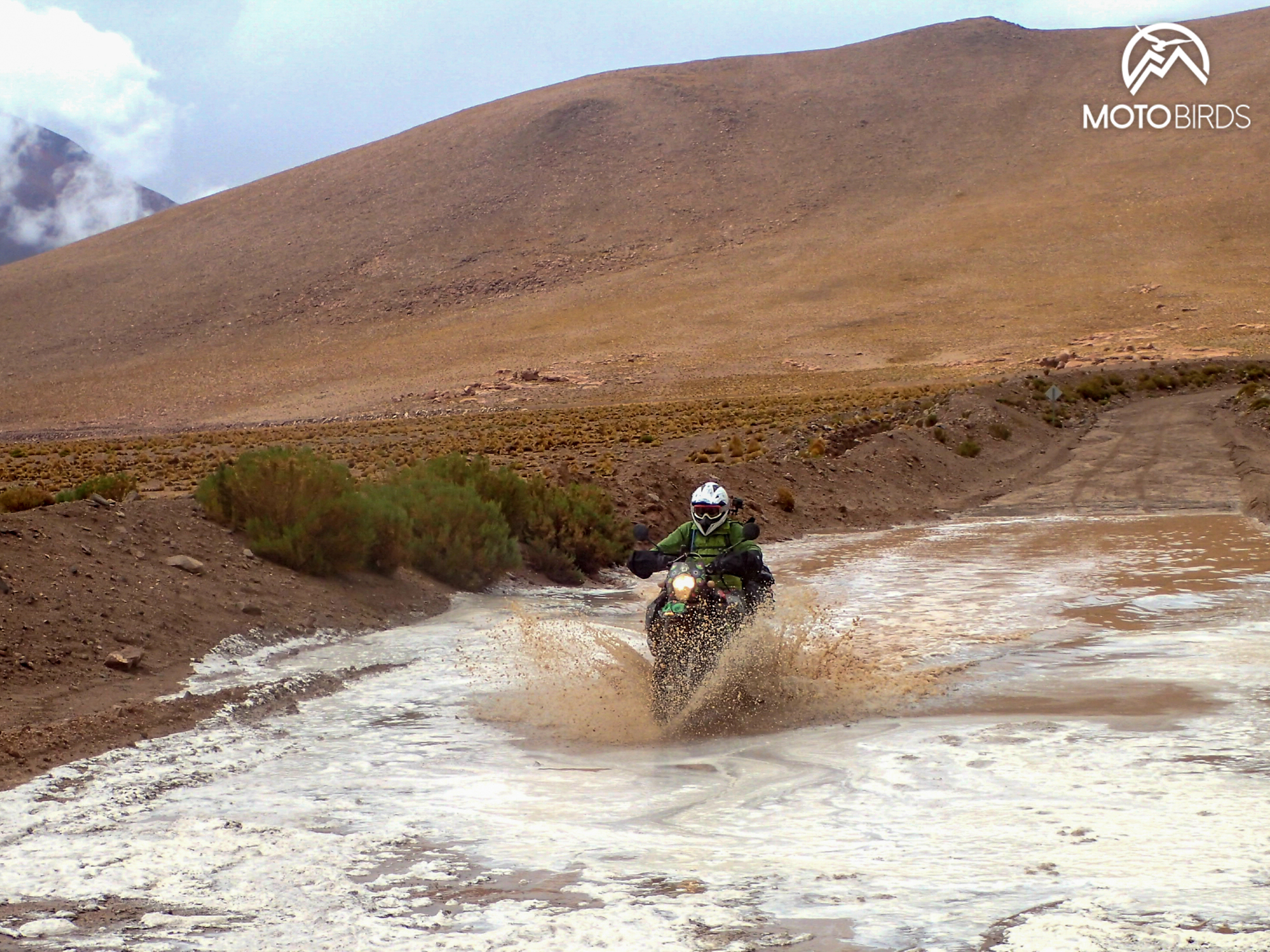 motorcycle trip to South America