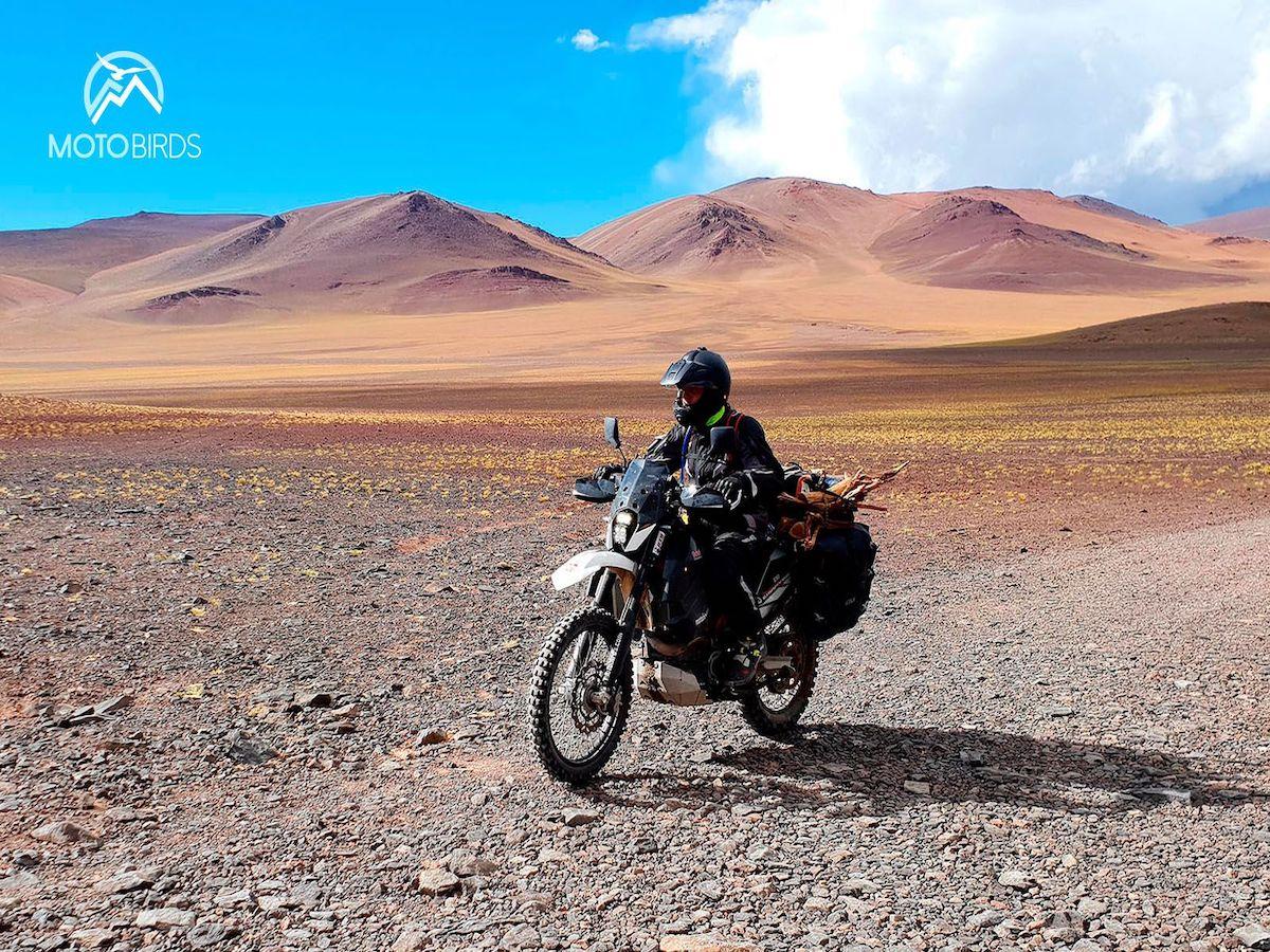 Wyprawy motocyklowe Ameryka Poludniowa