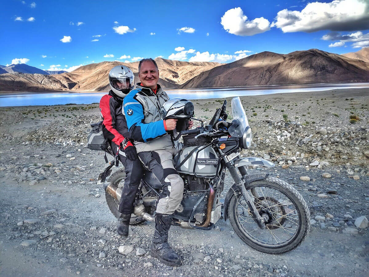 motorcycle tours in Himalaya by MotoBirds