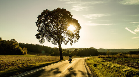 Motorcycle tours in Poland by MotoBirds