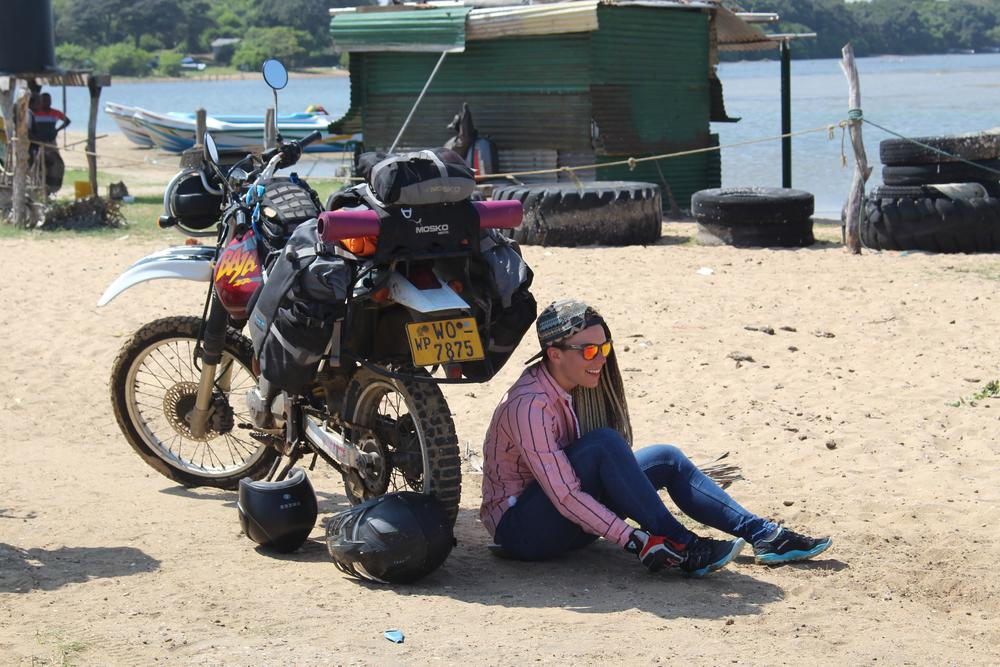 Motorbike Luggage System