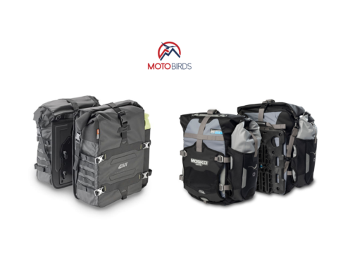 Motorbike Soft Luggage Test: Givi Canyon GRT709 35L vs. Mosko Moto Backcountry 35L