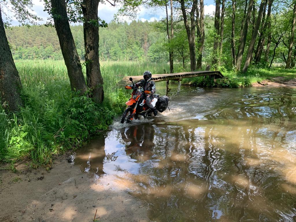 Givi Canyon sakwy motocyklowe
