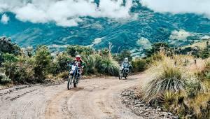 KOLUMBIA - Przez Zielone Andy (własnym szlakiem)