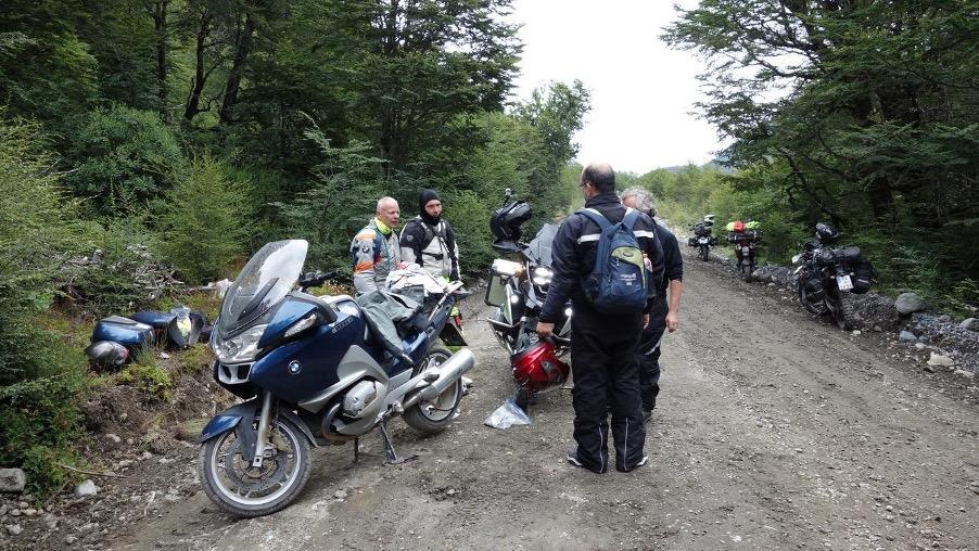 serwis motocyklowy w Chile