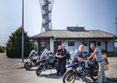 Wycieczka motocyklowa po Polsce - Pomorze, Kaszuby