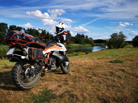 Polski TET KTM 790 Adventure