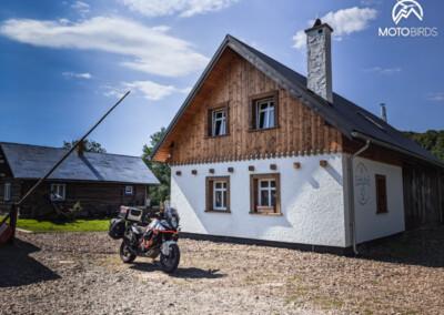 Wycieczka motocyklowa po Polsce Podkarpacie