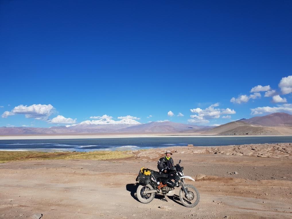 Trasy motocyklowe w polnocnym Chile