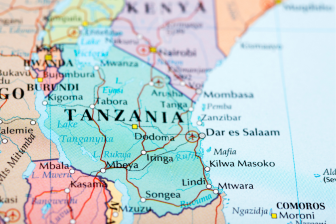 Afryka wyprawa motocyklowa do Tanzanii z MotoBirds