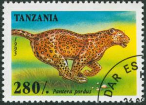 Tanzania znaczek pocztowy