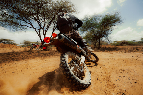 motorcycle tour to Africa Tanzania offroad